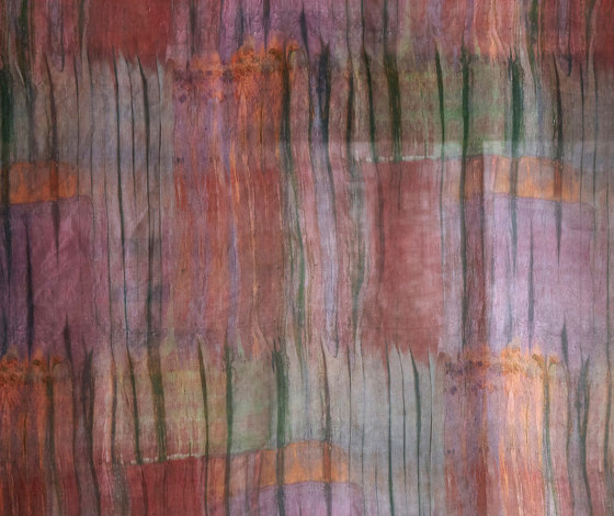 Yuti Oxide/Amber/Plum de Anthology | Tejidos decorativos