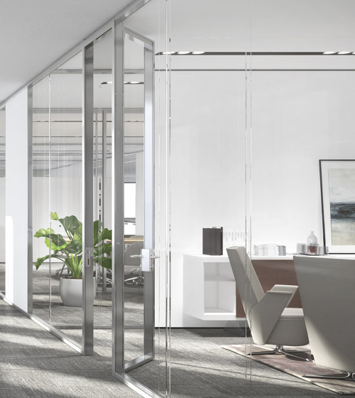 3-6-9   Wall System by Estel Group   Wall partition systems
