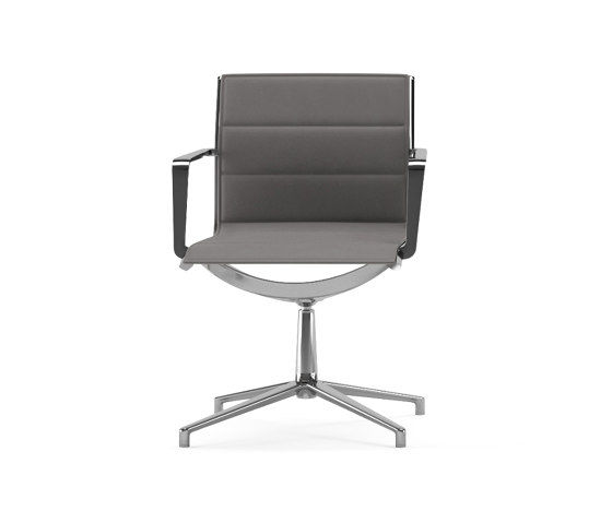 Aluminia von Estel Group   Stühle