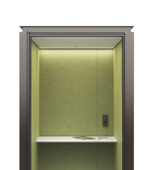 Collaborative Box di Estel Group   Cabine ufficio