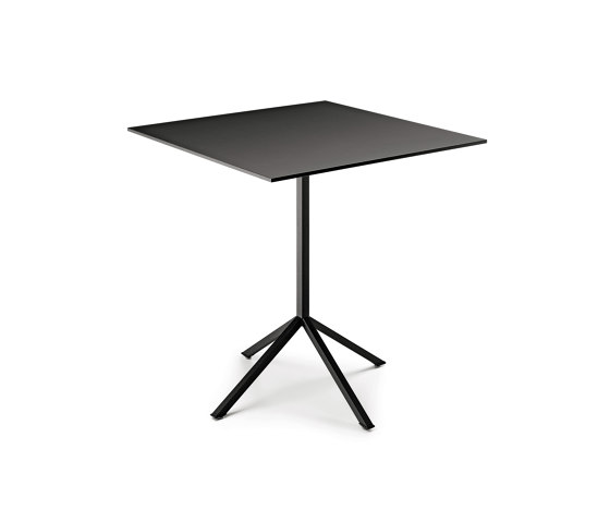 Line square by Infiniti   Bistro tables