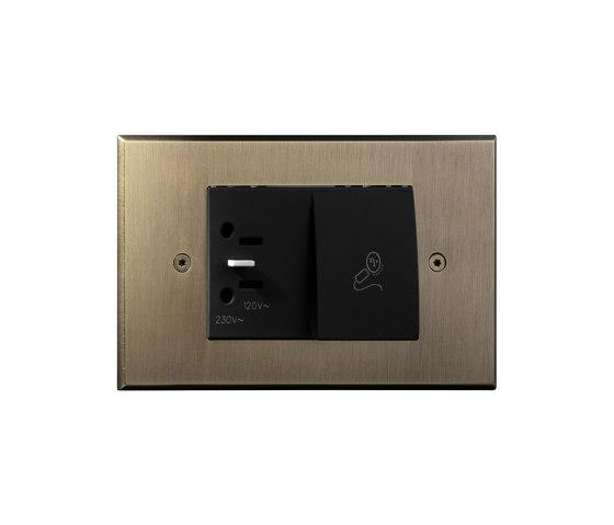 Cullinan - Oldgold - shavingsocket by Atelier Luxus