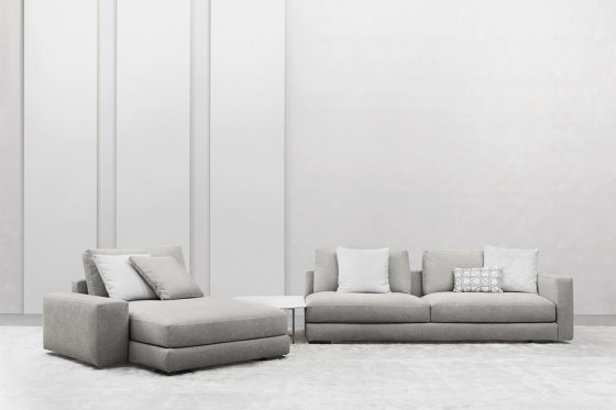 Myplace by Flou | Modular seating elements