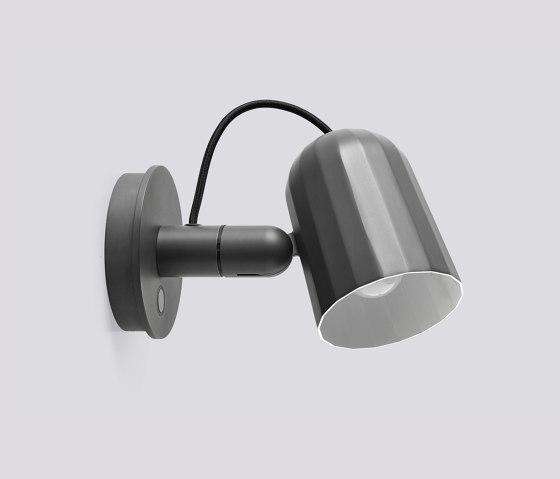 Noc Wall Button de HAY | Lámparas de pared