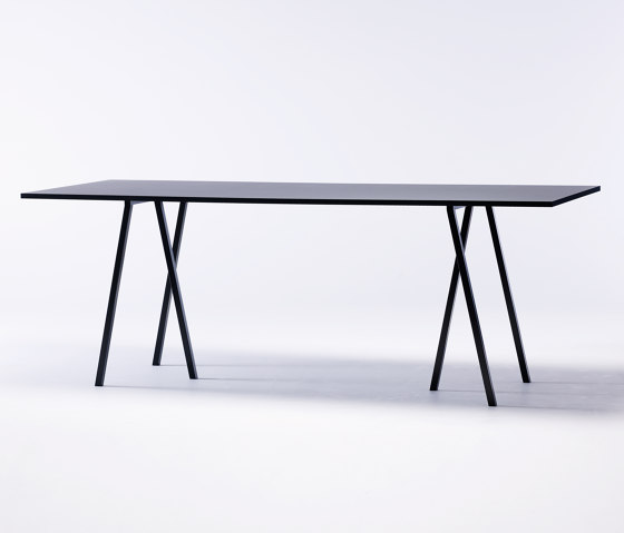 Loop Stand High Table 250 by HAY | Standing tables
