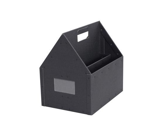 Toolbox, graphite by BIARO | Storage boxes