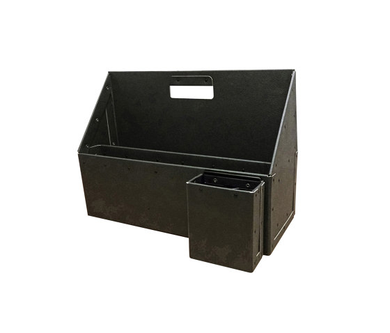 Toolbox for A3, graphite by BIARO | Storage boxes