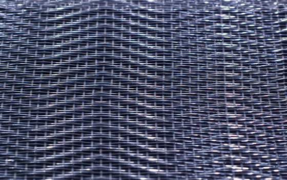Effects A-1764 MIX | black by Naturtex | Metal meshes