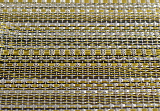 Effects A-2484 | golden by Naturtex | Metal meshes