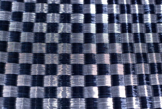 Effects A-2093 | black by Naturtex | Metal meshes