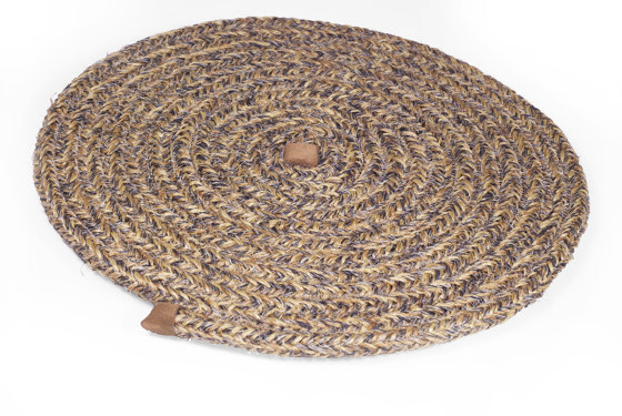Curve Sisal | brown by Naturtex | Rugs
