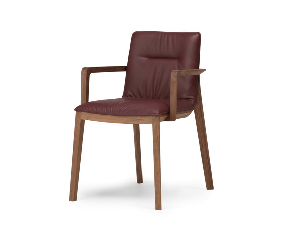 Challenge Armchair - soft by Conde House | Chairs
