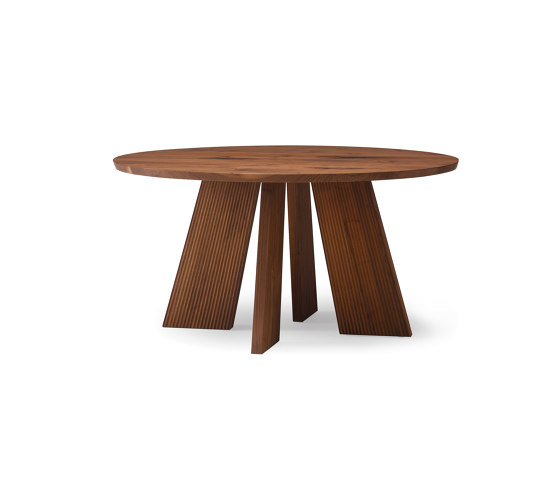 Hakama Round Table by Conde House | Dining tables