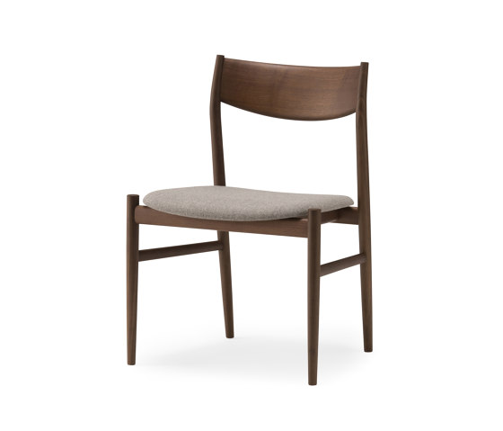 Kamuy Side Chair - Upholstered de Conde House | Sillas