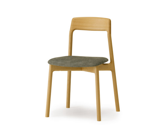 Korento Side Chair - Upholstered de Conde House | Sillas