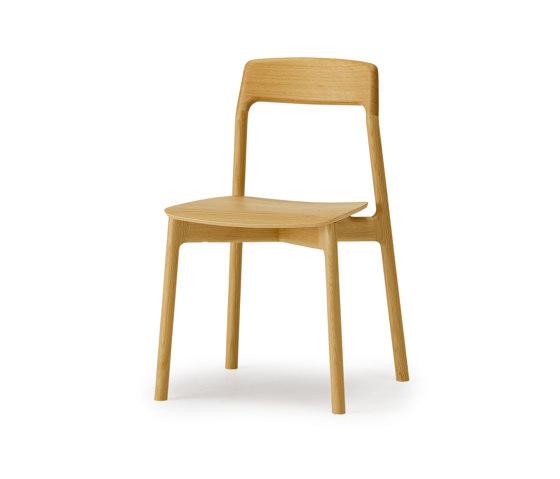 Korento Side Chair de Conde House | Sillas