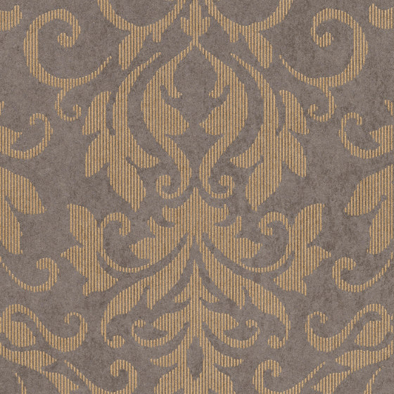 Gala Dotted Damask | GAA304 di Omexco | Tessuti decorative