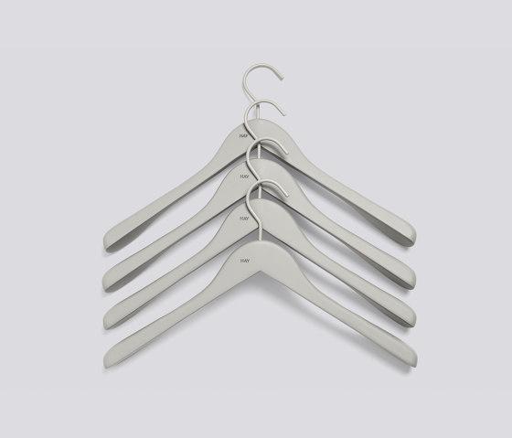 Soft Coat Hanger by HAY | Coat hangers