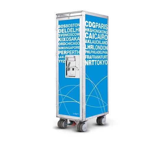bordbar_used_airports_blue by bordbar | Trolleys