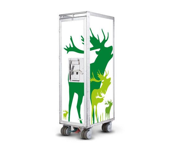 bordbar_used_deer_green by bordbar   Trolleys
