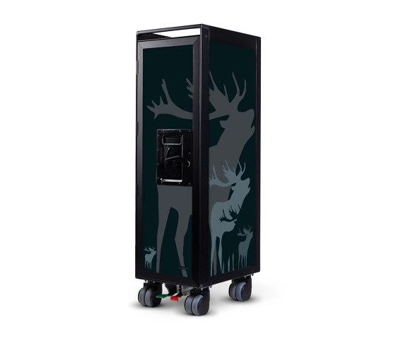 bordbar_black_deer_black by bordbar   Trolleys