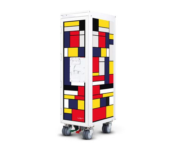 bordbar_white_artworks_blocks by bordbar   Trolleys