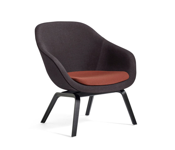 About A Lounge Chair AAL83 by HAY | Armchairs