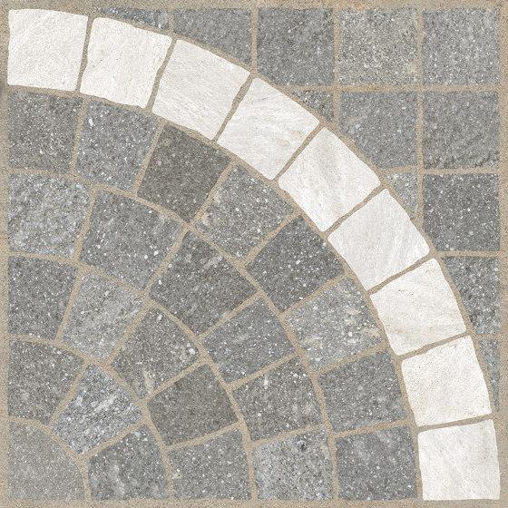 Aurelia Grigio | Arco Bianco de Rondine | Panneaux céramique