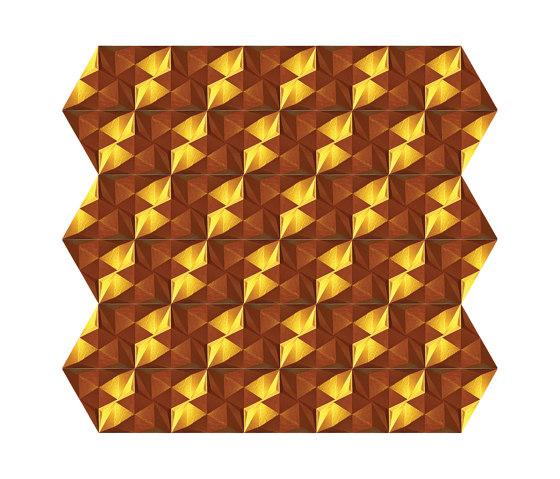3-D-Pyramide-001 von Karoistanbul | Keramik Fliesen