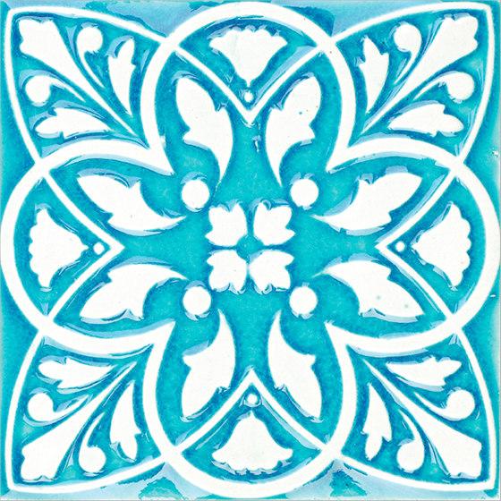 Art-Nouveau-15-003 de Karoistanbul   Baldosas de cerámica