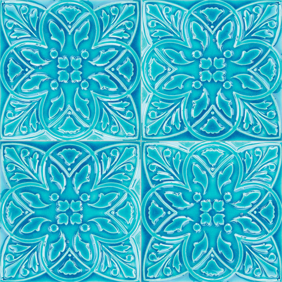 Art-Nouveau-15-004 by Karoistanbul | Ceramic tiles