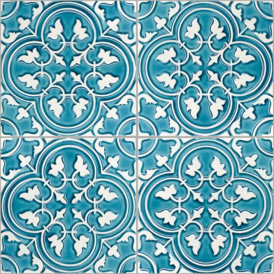 Art-Nouveau-15-017 by Karoistanbul | Ceramic tiles