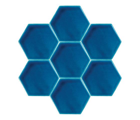 Relief-Hexagon-11-001 di Karoistanbul   Piastrelle cemento