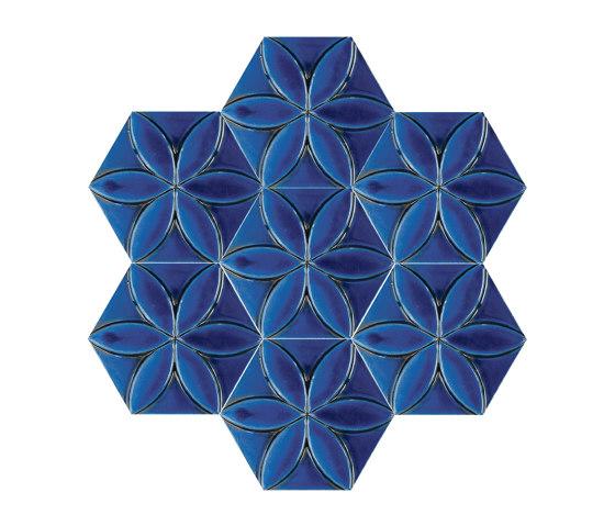 Relief-Hexagon-15-002 di Karoistanbul | Piastrelle cemento