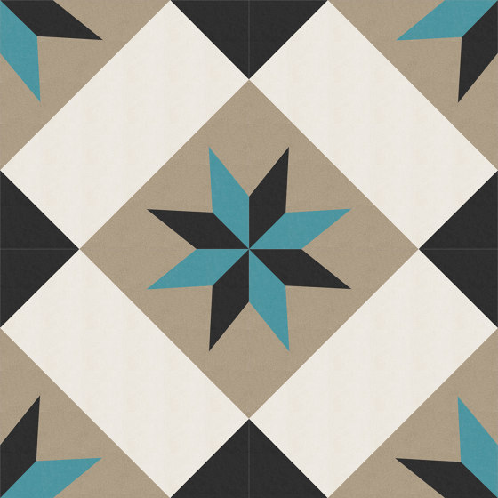 Basic-Traditional-004 by Karoistanbul | Concrete tiles