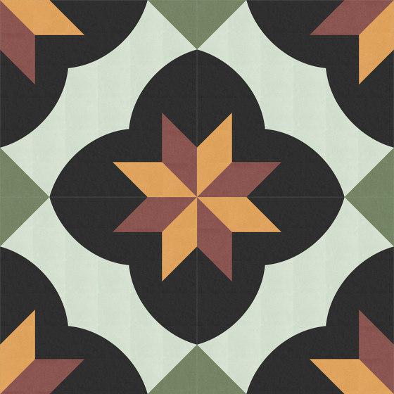 Basic-Traditional-005 by Karoistanbul | Concrete tiles
