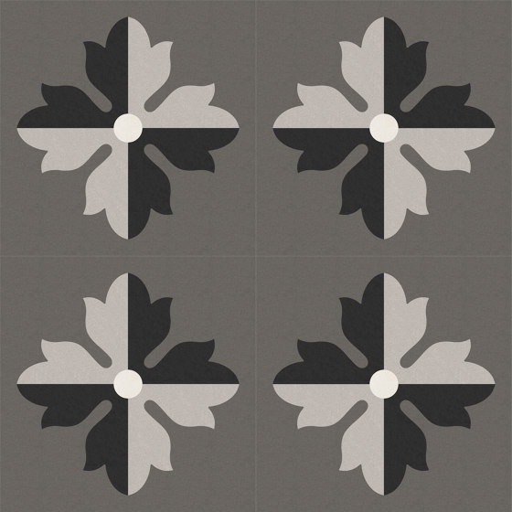 Basic-Traditional-021 by Karoistanbul | Concrete tiles