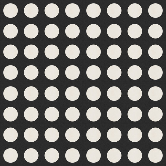 Complex-Polka-Dot-007 by Karoistanbul | Concrete tiles