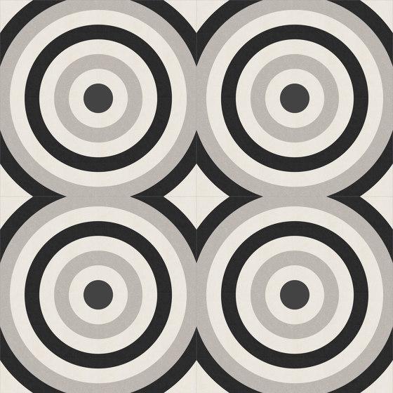 Complex-Polka-Dot-009 by Karoistanbul   Concrete tiles