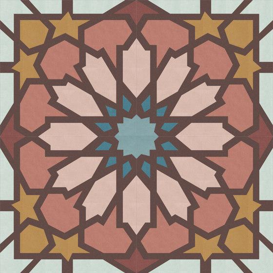Complex-Moroccan-007 by Karoistanbul | Concrete tiles