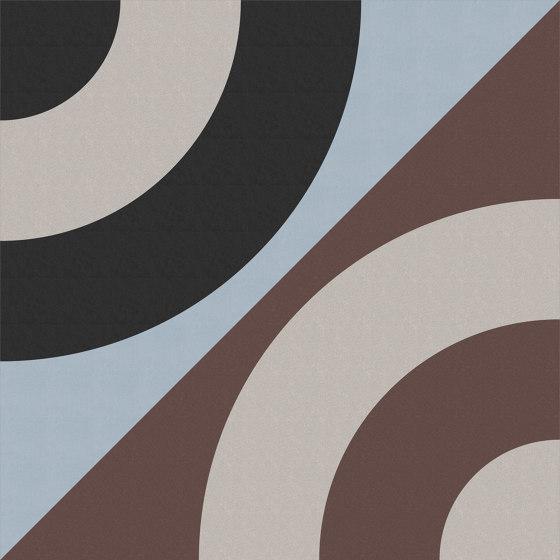 Medium-Retro-030 by Karoistanbul | Concrete tiles