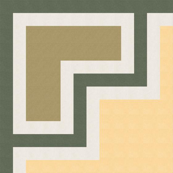 Medium-Retro-049 by Karoistanbul | Concrete tiles