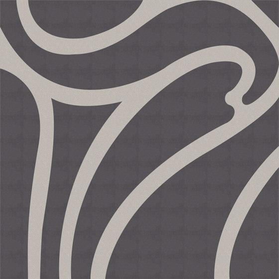 Medium-Art-Nouveau-003 by Karoistanbul | Concrete tiles
