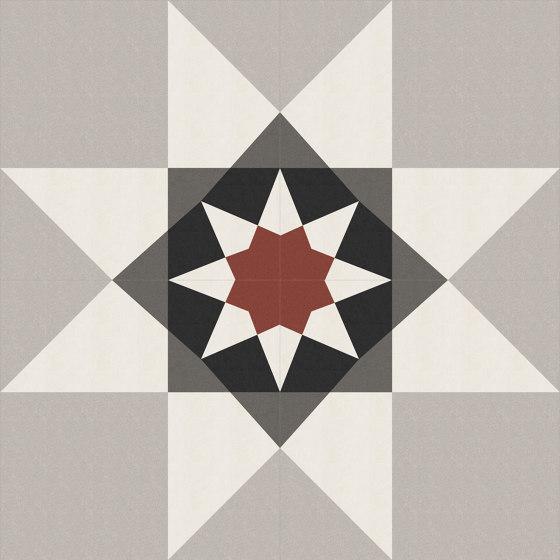 Medium-Moroccan-004 by Karoistanbul | Concrete tiles
