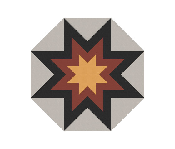 Octagon-25-001 by Karoistanbul   Concrete tiles