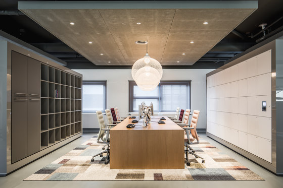RAW by OWA | Acoustic ceiling systems