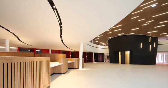 OWAplan70 | OWAplan90 by OWA | Acoustic ceiling systems