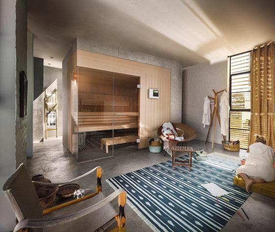 Sauna PREMIUM by Klafs | Saunas