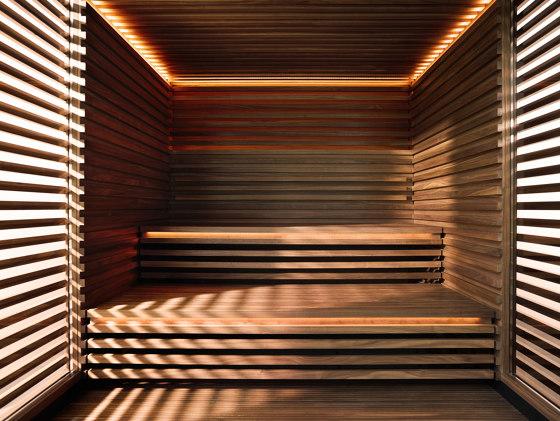 Sauna Matteo Thun by Klafs | Saunas