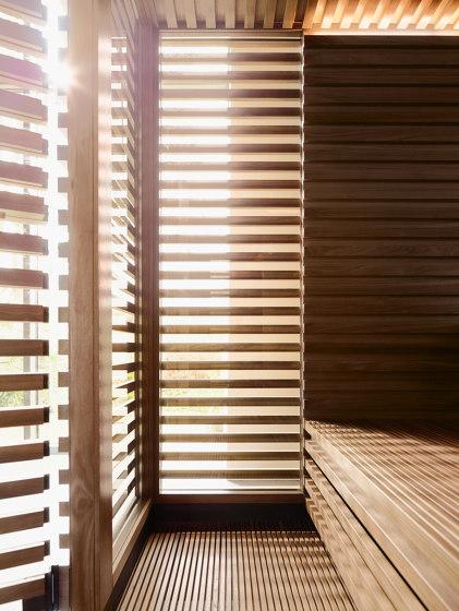 Sauna Matteo Thun by Klafs my Sauna and Spa | Saunas